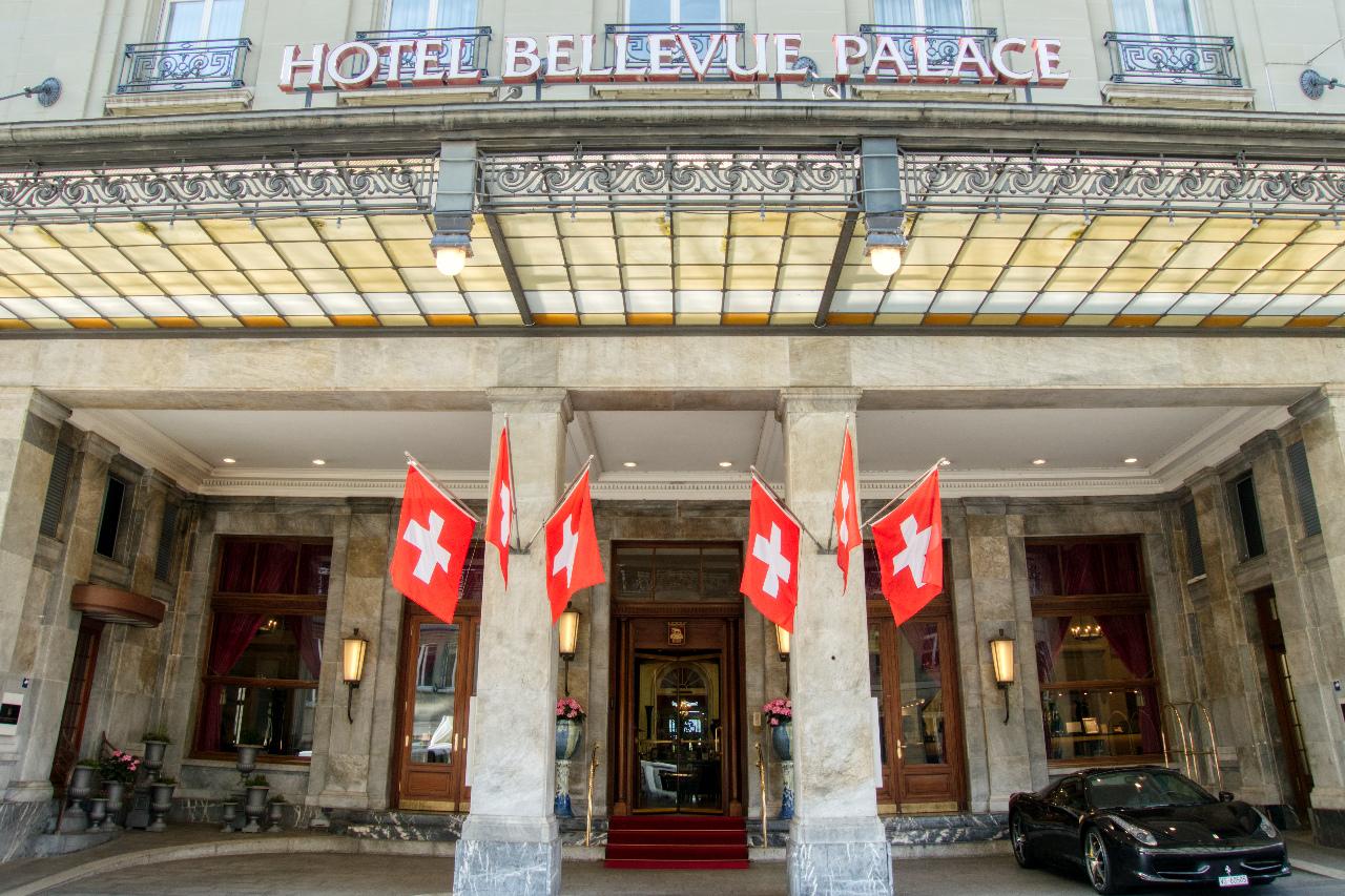 Bellevue Palace Hotel Bern City Center