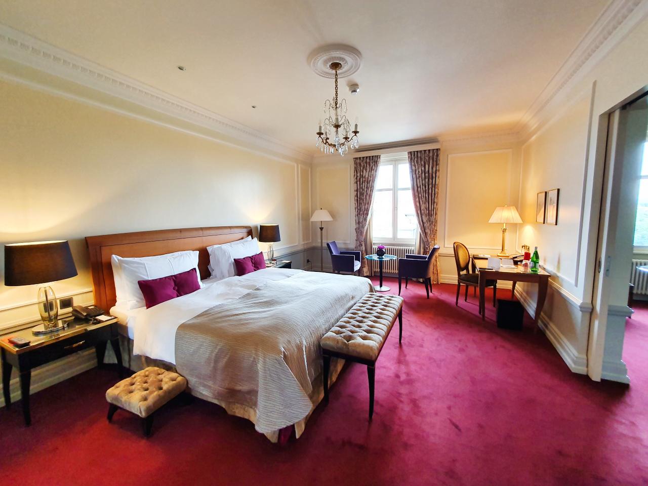 Bellevue Palace Bern Deluxe Suite