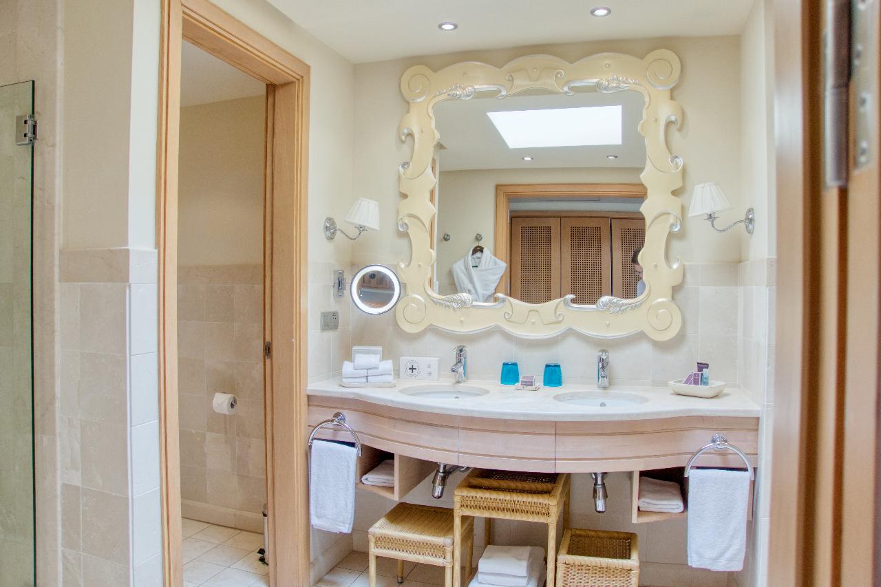Ritz Carlton Abama Bathroom Suite