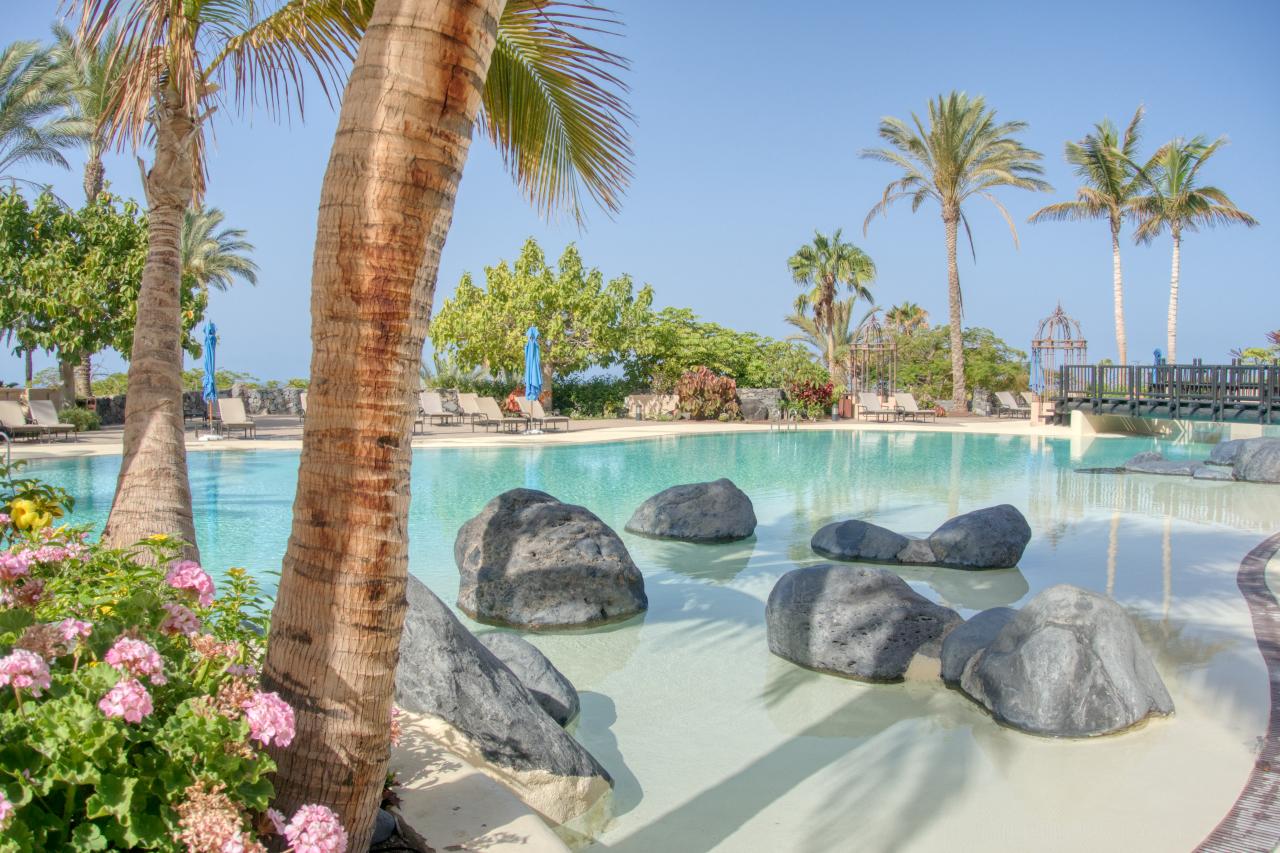 Ritz Calrton Abama Tenerife Pool