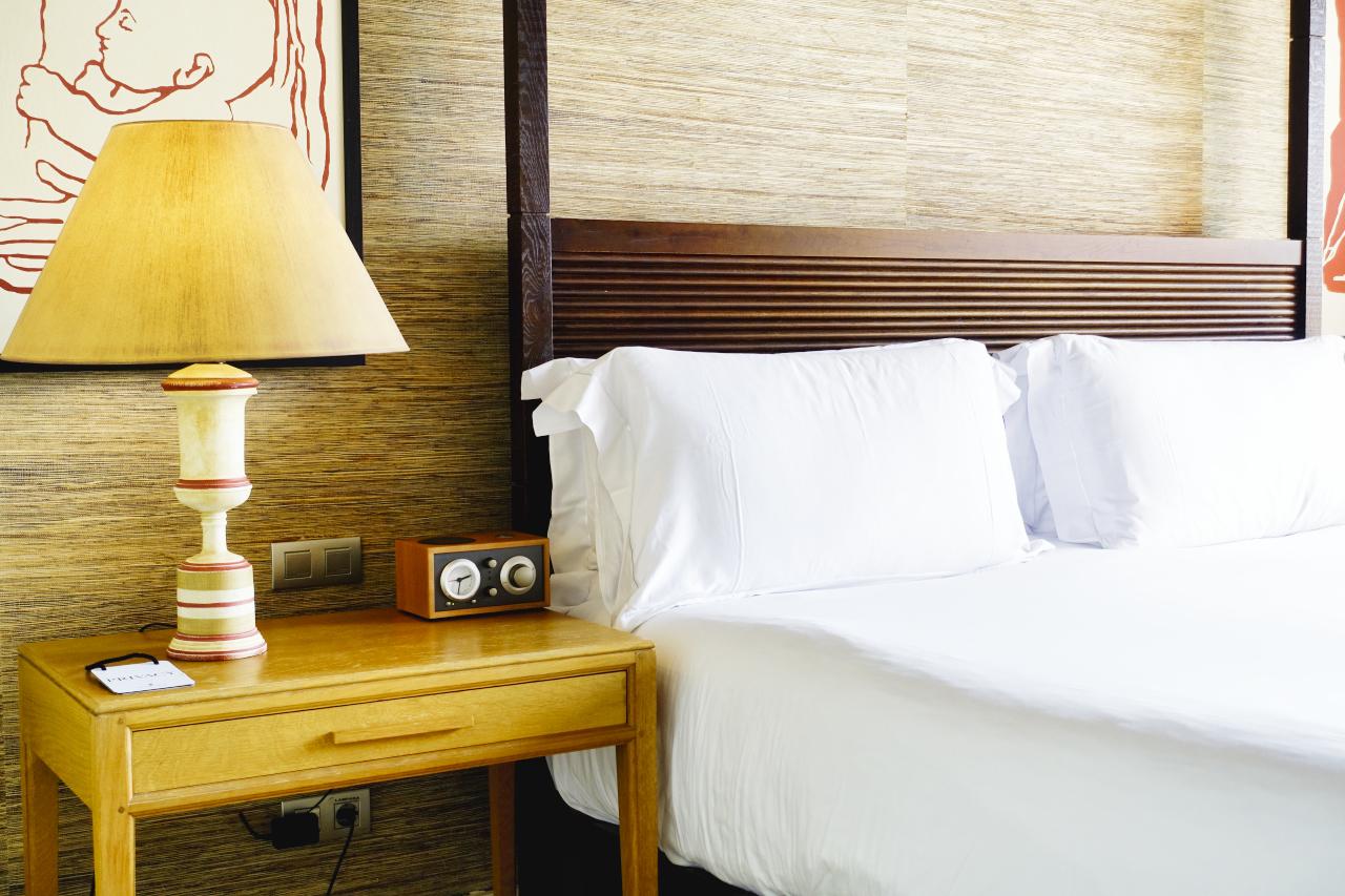 Ritz Carlton Abama Kingsize Bed