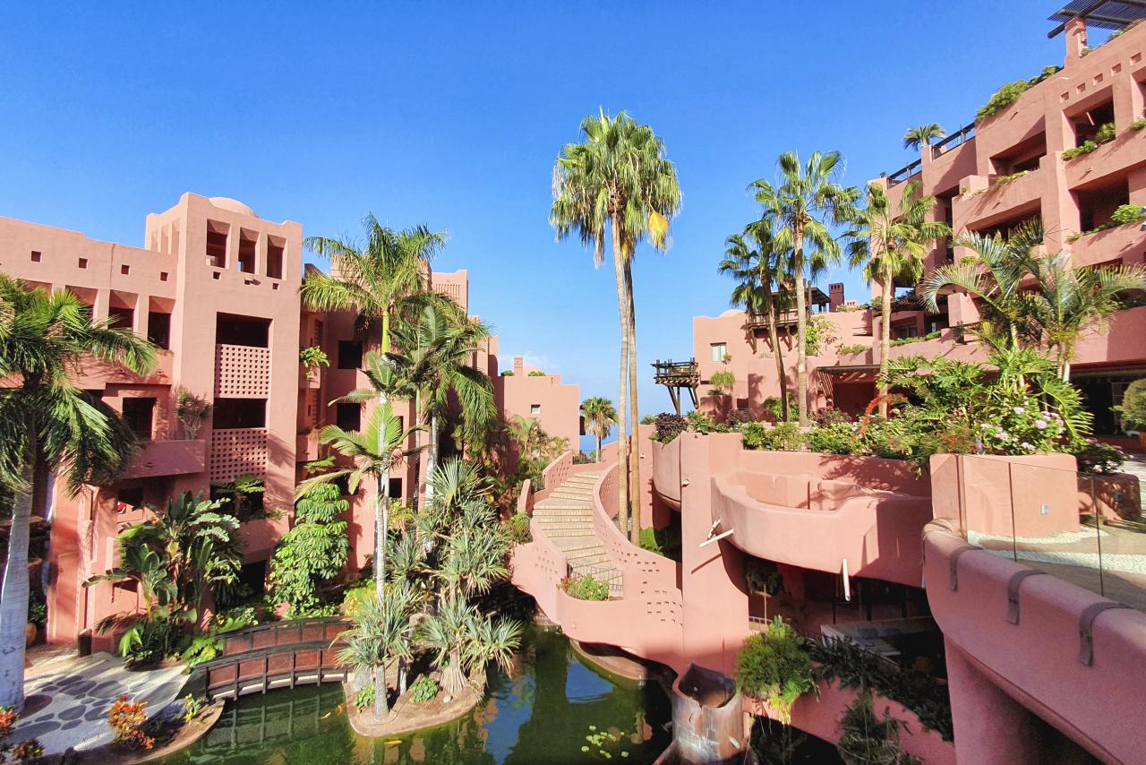 Ritz Calrton Abama Tenerife Resort