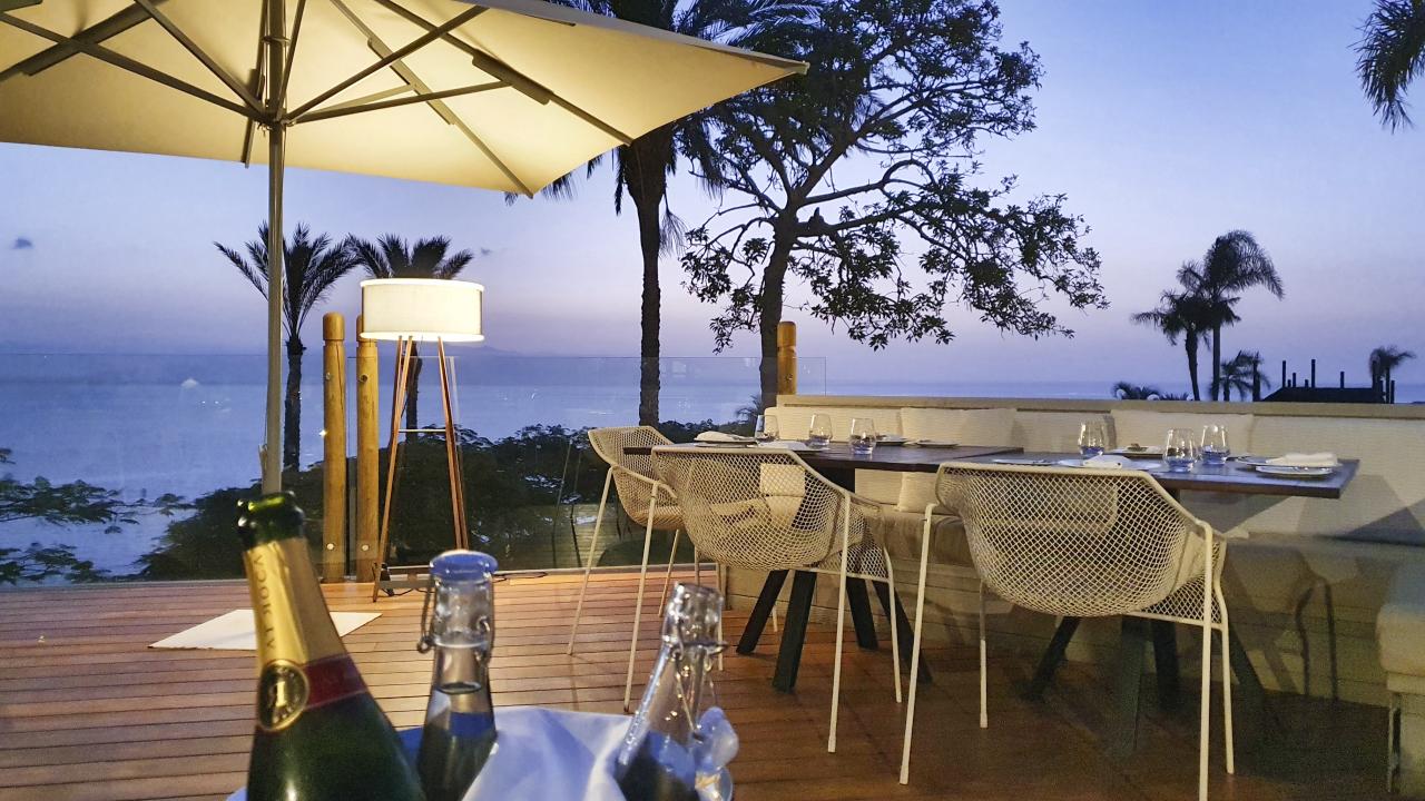 Ritz Calrton Abama Tenerife Mirador Restaurant