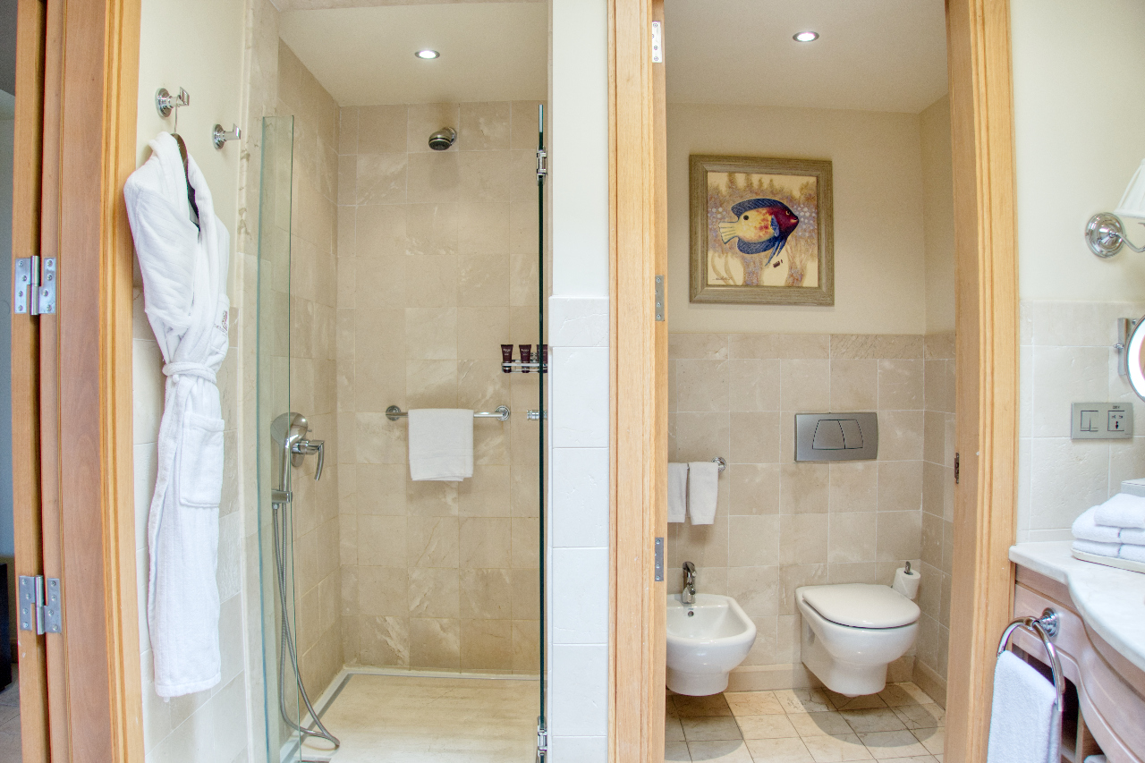 Ritz Carlton Abama Bathroom