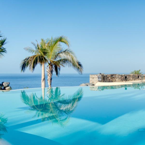 Ritz Carlton Abama Pool