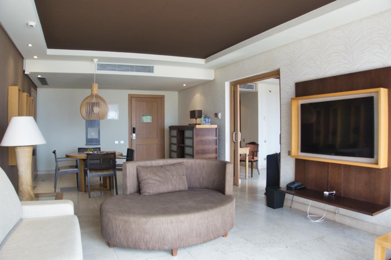 Ritz Carlton Abama Villa Suite