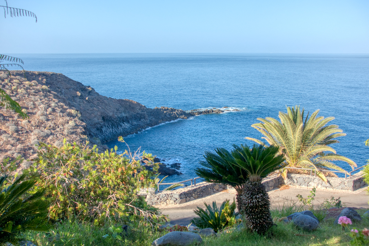 Ritz Calrton Abama Tenerife View