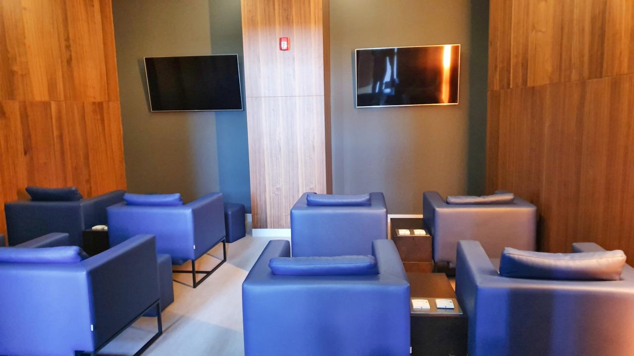 Muscat primeclass lounge