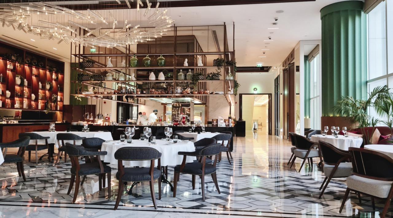 Brasserie Boulud Dubai