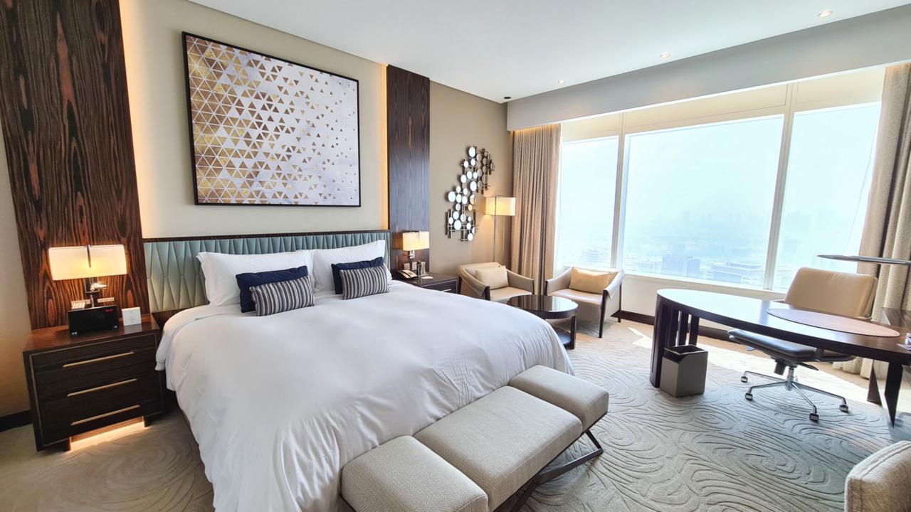 Sofitel Dubai double room